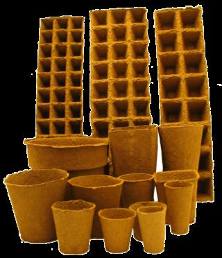 Selection of Fertilpots