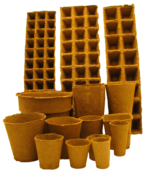 Selection of Fertilpots